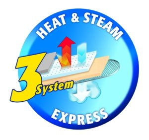 Vileda Heat and Steam Management